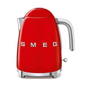 Czerwony czajnik SMEG