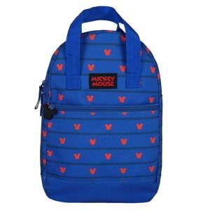 Niebieski plecak szkolny Bagtrotter Hearts