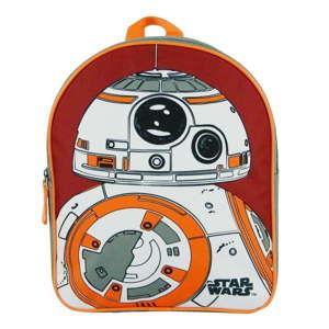 Pomarańczowo-szary plecak szkolny Bagtrotter Star Wars