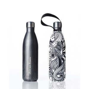 Podróżna butelka termiczna z pokrowcem BBYO Koru, 750 ml