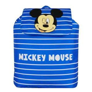 Niebieski plecak szkolny Bagtrotter Stripes Mickey