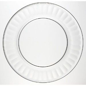 Szklany talerz Puriness