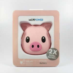 Powerbank z USB Moji Power Pig