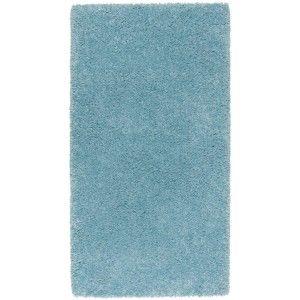 Jasnoniebieski dywan Universal Aqua Liso, 67x125 cm