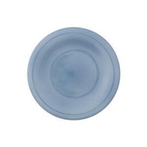 Niebieski porcelanowy talerz na sałatkę Like by Villeroy & Boch Group, 21,5 cm