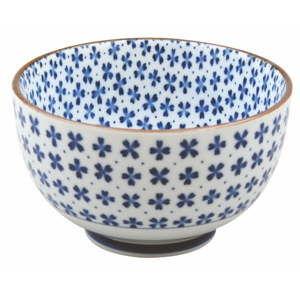 Niebieska porcelanowa miska Tokyo Design Studio Spa, 500 ml
