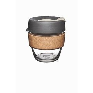 Kubek podróżny z wieczkiem KeepCup Brew Cork Edition Press, 227 ml