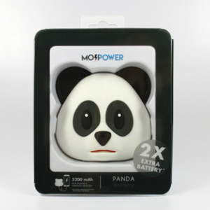 Powerbank z USB Moji Power Panda
