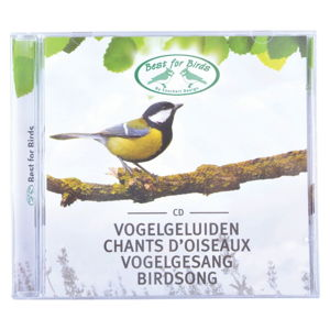 Płyta CD ze śpiewem ptaków Esschert Design Bird Song