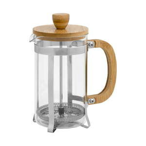 French press Brandi Bamboo, 600 ml