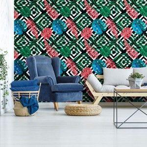 Ścienna naklejka dekoracyjna Ambiance Argentina, 60x60 cm