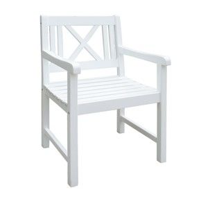 Krzesło ogrodowe z drewna eukaliptusowego ADDU Malmo