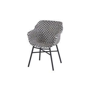 Wiklinowe krzesło ogrodowe Hartman Delphine