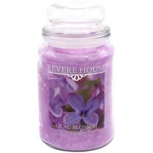 Świeczka w szkle o zapachu lilaka Candle-Lite, 120 h
