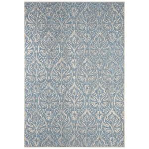 Szaroniebieski dywan odpowiedni na zewnątrz Bougari Choy, 140x200 cm