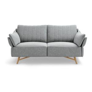 Szara sofa Interieurs 86 Elysée, 174 cm