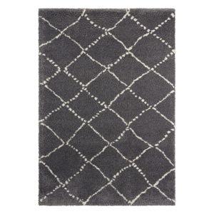 Szary dywan Mint Rugs Hash, 80x150 cm