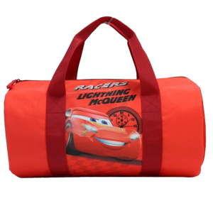 Czerwona dziecięca torba sportowa Bagtrotter McQueen