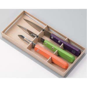 Zestaw 3 do obierania warzyw Jean Dubost Vegetable Set