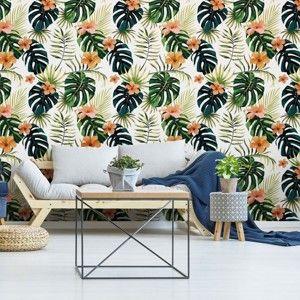 Ścienna naklejka dekoracyjna Ambiance Las Terrenas, 60x60 cm