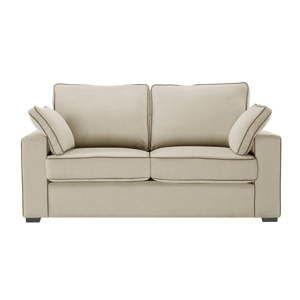Beżowa sofa rozkładana Jalouse Maison Serena