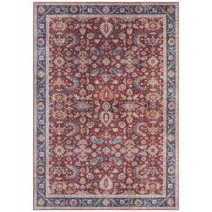 Ciemnoczerwony dywan Nouristan Vivana, 120x160 cm