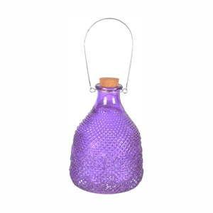 Fioletowa szklana pułapka na osy Esschert Design Valeria
