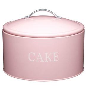 Metalowy pojemnik na tort Kitchen Craft Sweetly Does It