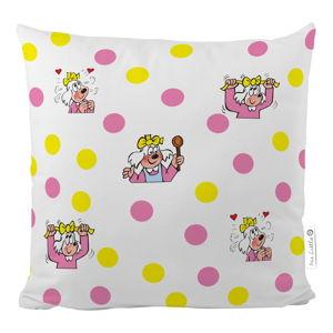 Poszewka na poduszkę z satyny bawełnianej Mr. Little Fox Fifi Bow, 50x50 cm