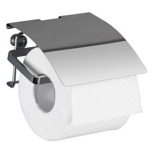 Nierdzewny uchwyt na papier toaletowy Wenko Premium