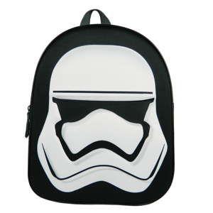 Czarny plecak szkolny Bagtrotter Stormtrooper