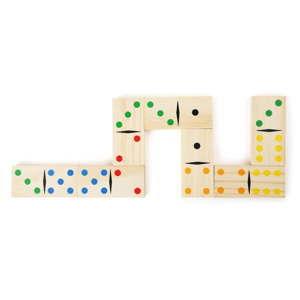 Duże domino drewniane Legler Giant