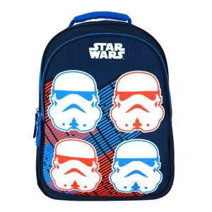 Niebieski plecak szkolny Bagtrotter Star Wars