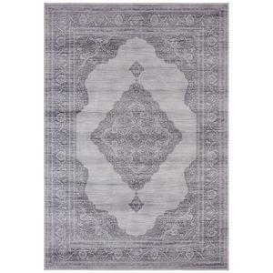 Jasnoszary dywan Nouristan Carme, 160x230 cm