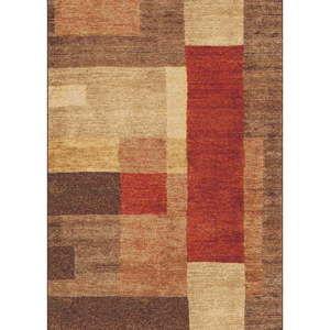 Brązowy dywan Universal Delta, 200x67 cm