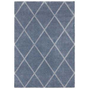 Niebiesko-szary dywan Elle Decor Maniac Lunel, 80x150 cm