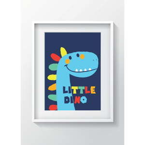 Obraz OYO Kids Little Dino, 24x29 cm