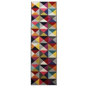 Chodnik Flair Rugs Spectrum Samba, 66x230 cm